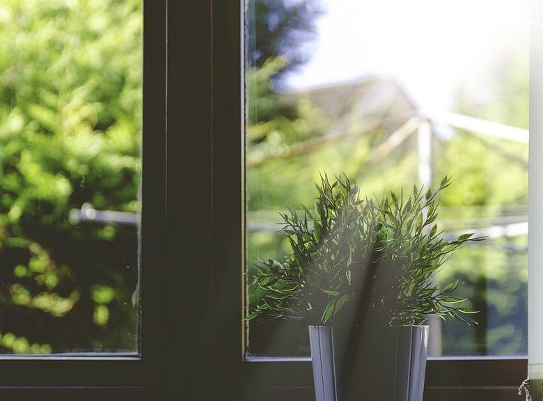 Sonnenschutzfolie Fenster